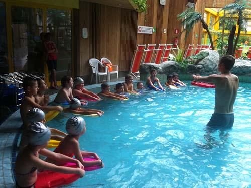 Schwimmen - GS Naturns