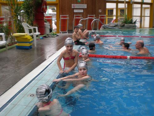 Bewegung und Sport im Wasser