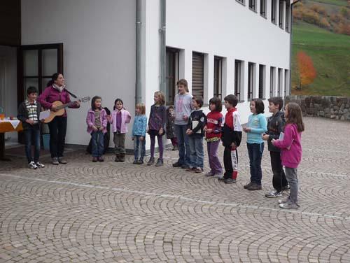 Kastanienfest an der GS Katharinaberg