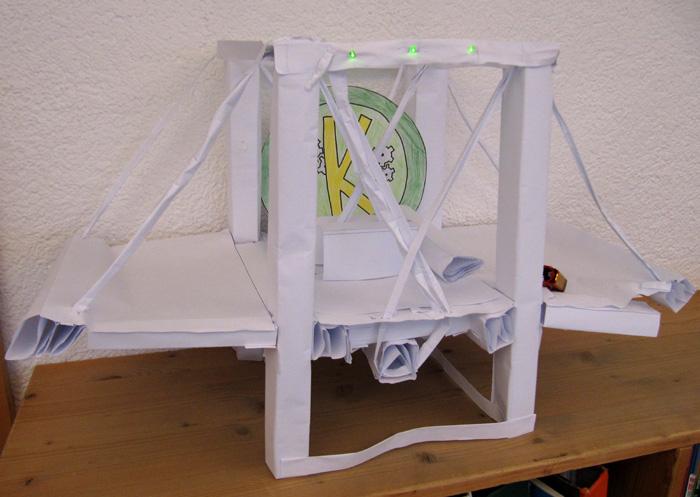 papier objekte bauen